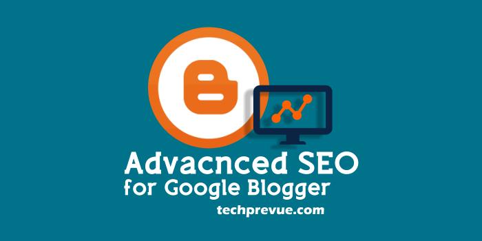 Advanced Blogger SEO