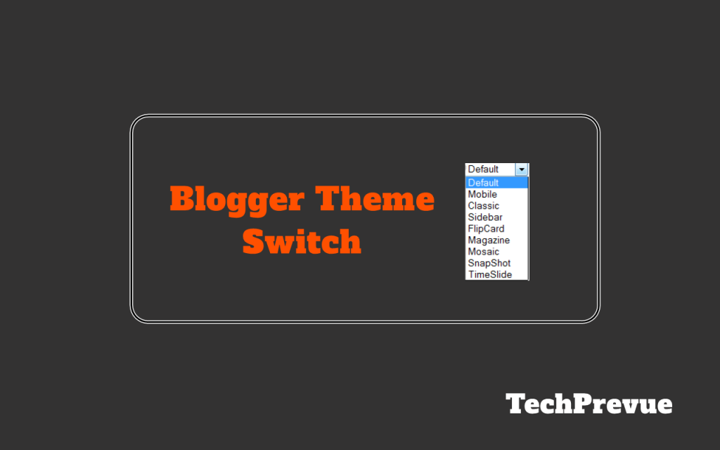 how to make a blogger theme