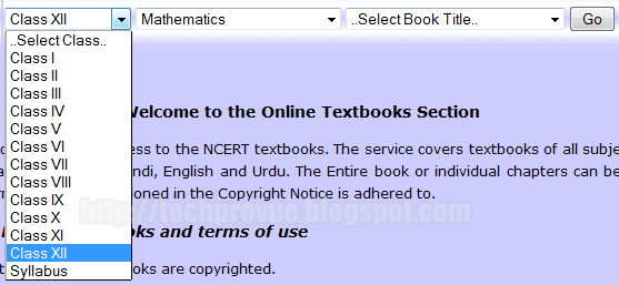 Download NCERT Books Textbooks for Free in PDF Format
