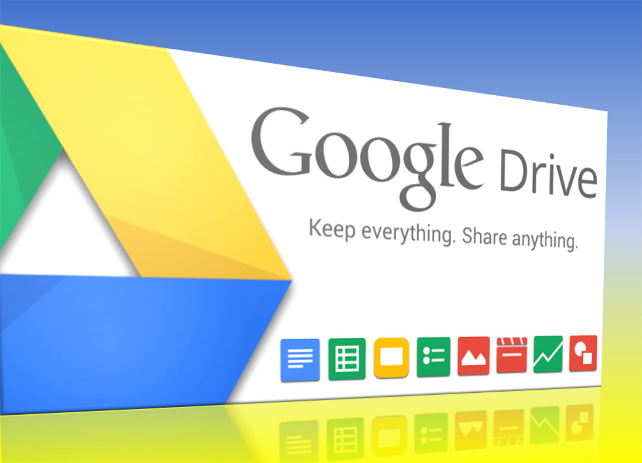 google drive as contact form