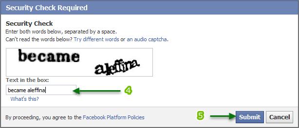 Verify Captcha