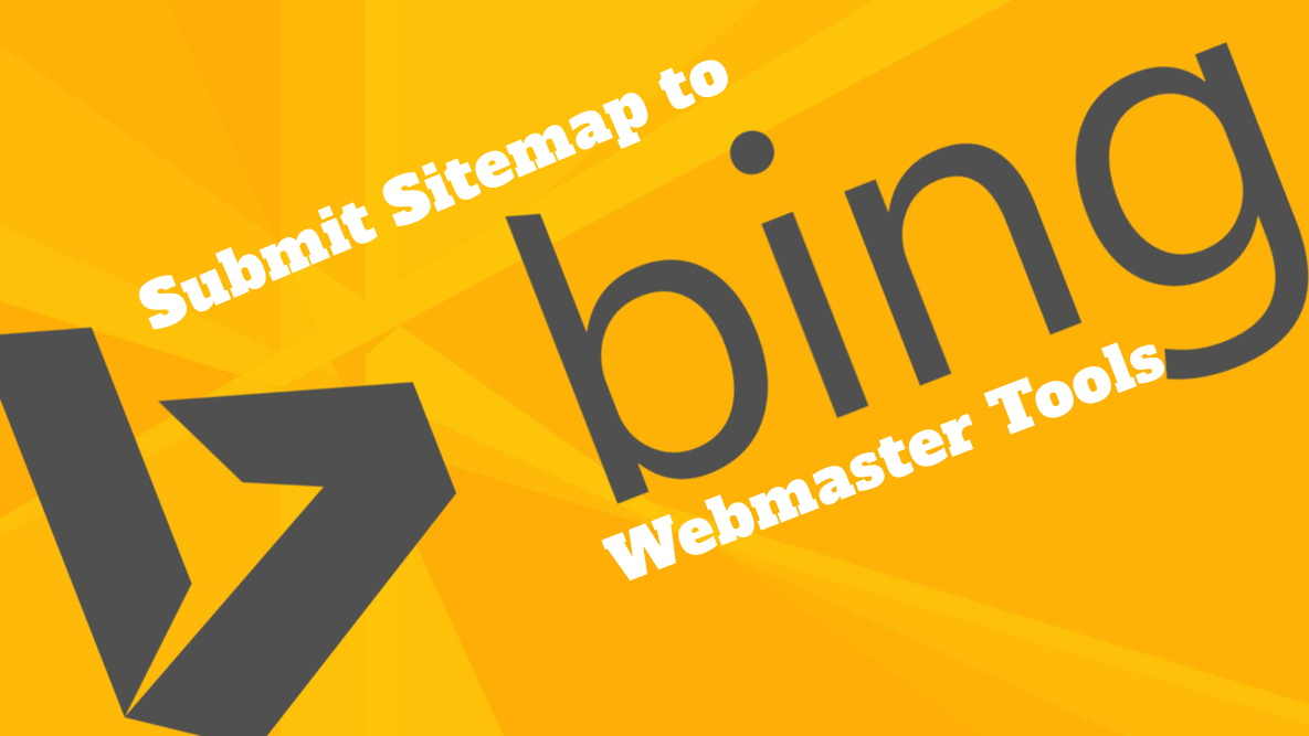 how to add sitemap to webmaster tools