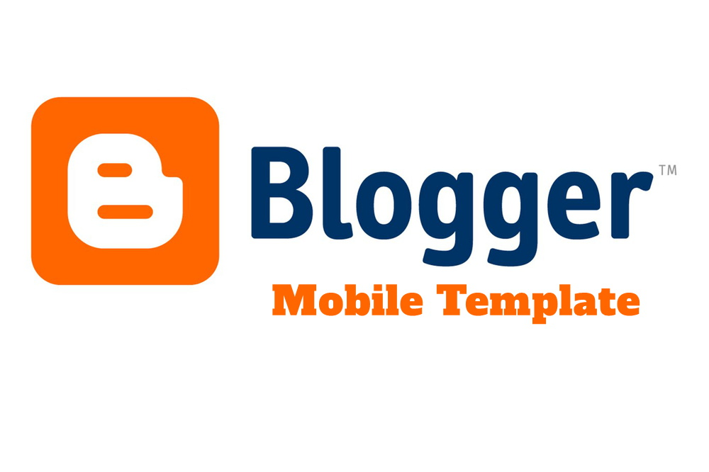 Blogspot Blogger mobile theme customization