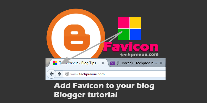 Custom Favicon for Blogger Blogs