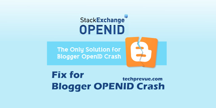 blogger openid resolved