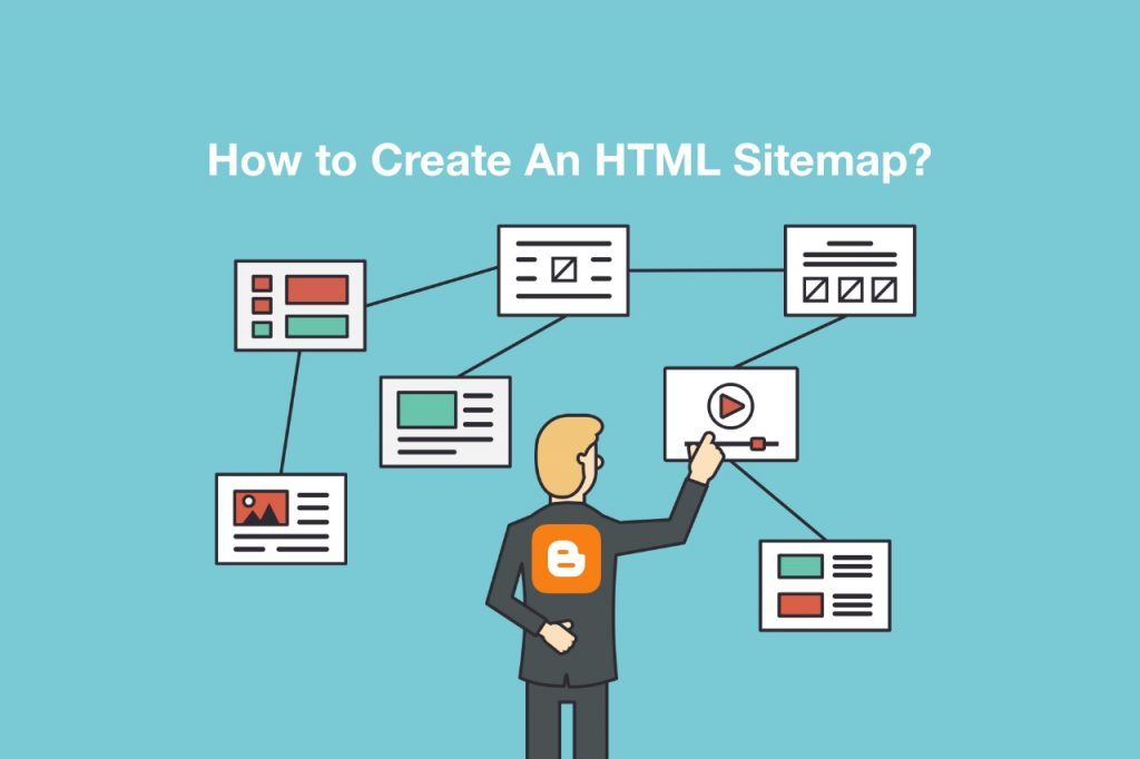 How to create an HTML sitemap on blogspot