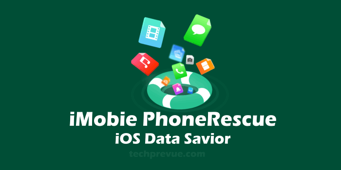 iMobie PhoneRescue iOS Data Recovery