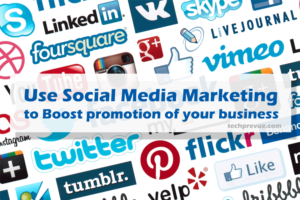 How to do Business Promotion through Social Media Marketing