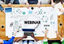 Web conferencing webinar