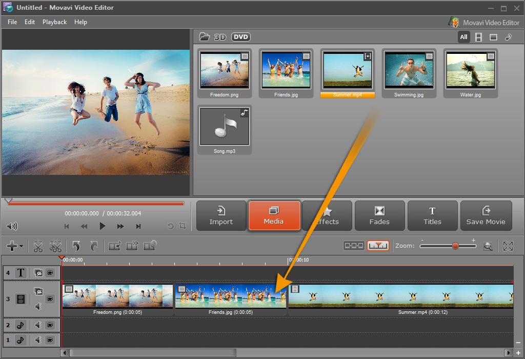 Скачать программу замедляющее видео