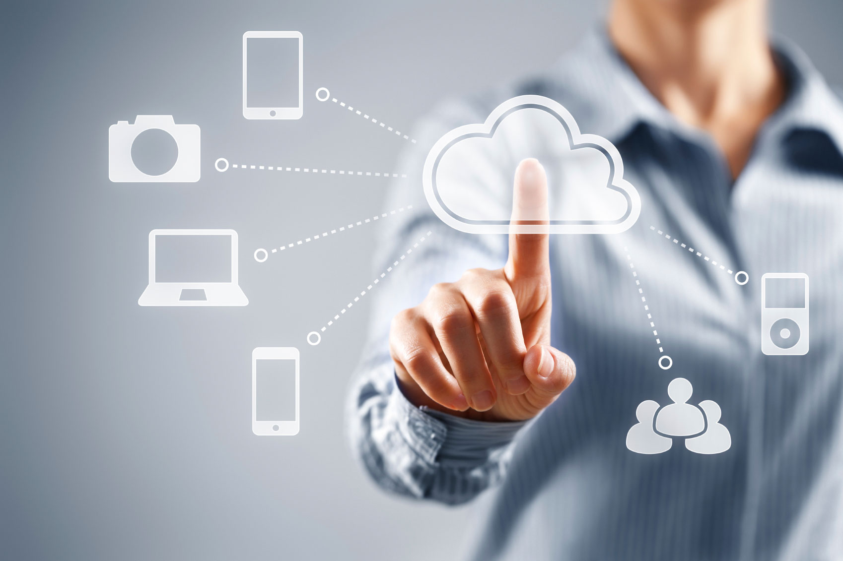 technology shaping modern businesses with technology technology cloud