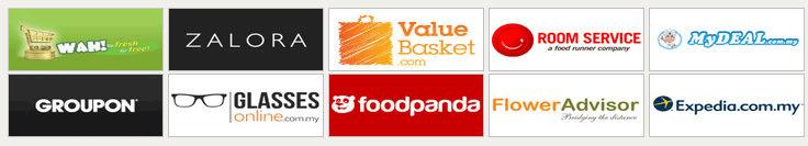 Couponbelanja.com - Store ad buttons