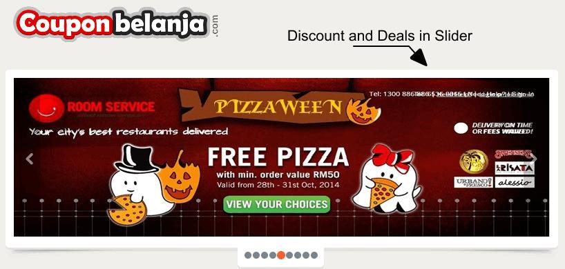 couponbelanja slider offers