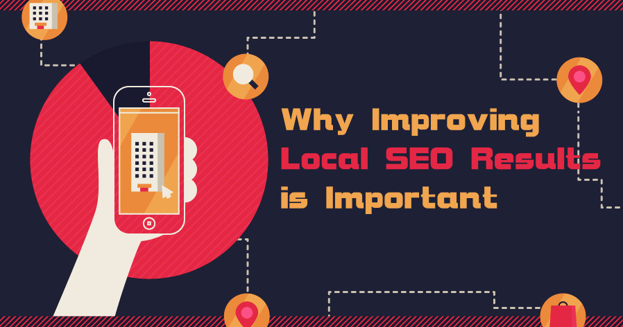 Improve local seo results