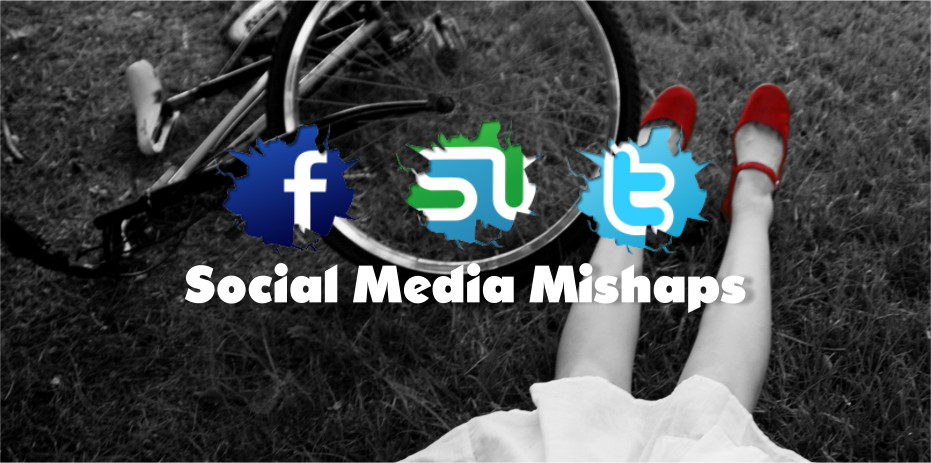 Lessons to be learned from social media blunders