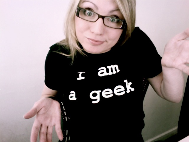 I am geek girl
