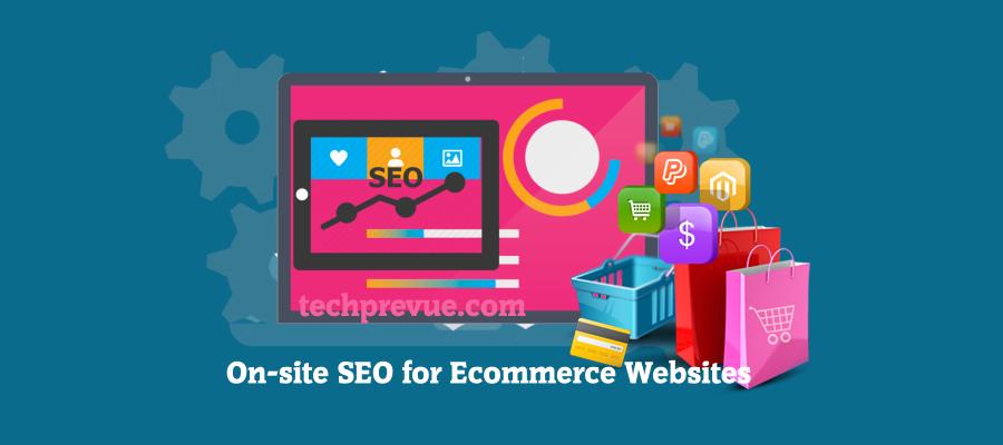 ecommerce site seo basics