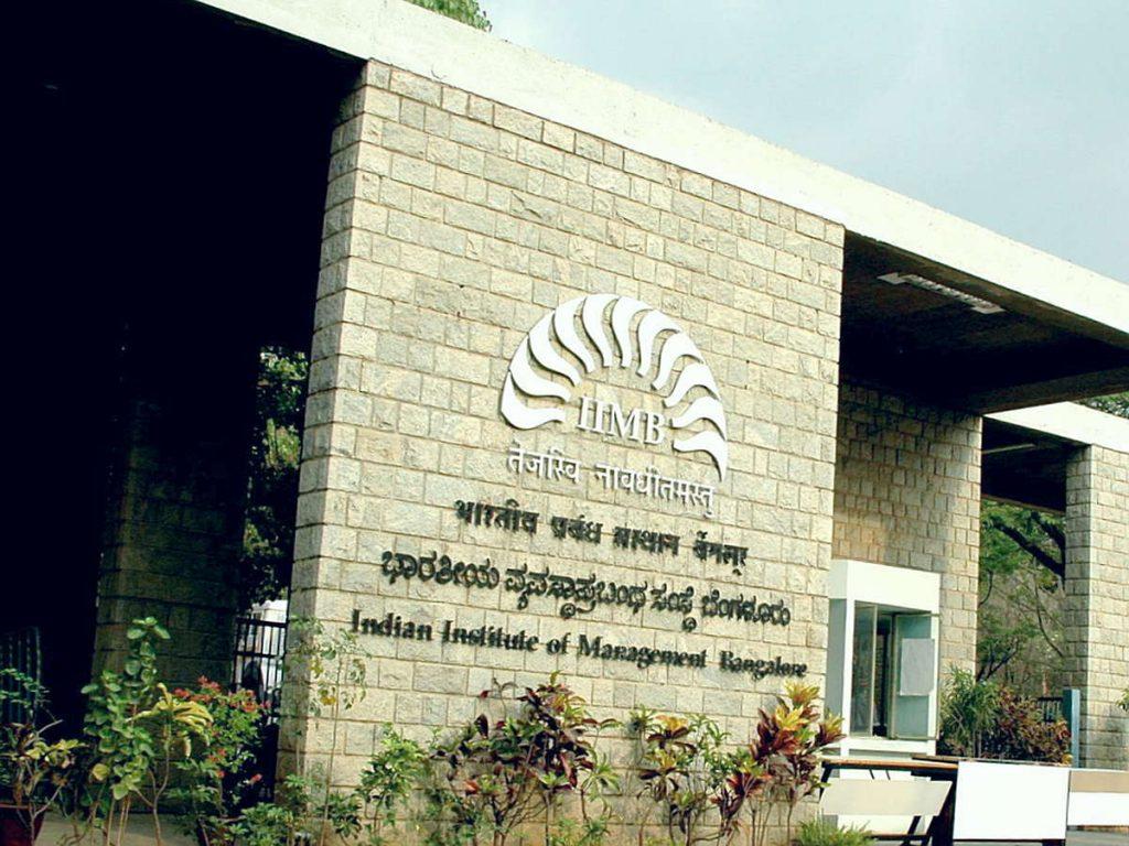 IIMB - IIM Bangalore