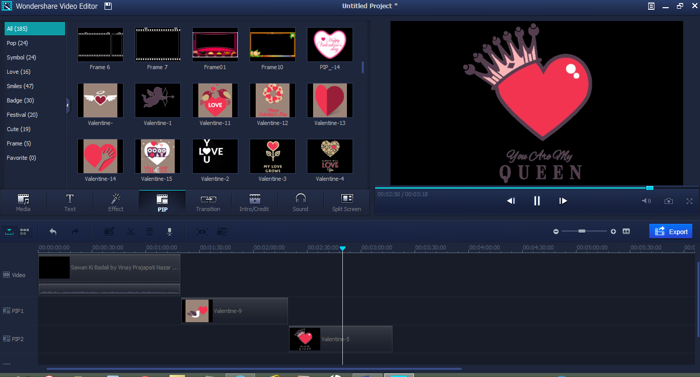 Скачать программу вондершаре видео эдитор