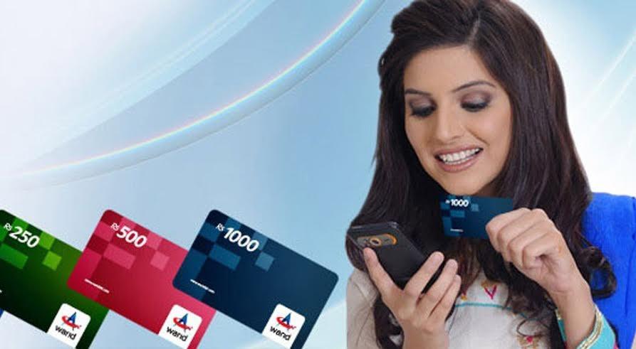money card girl