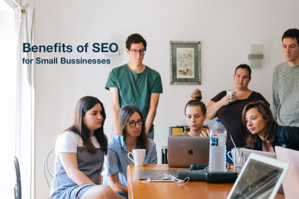 The benefits of SEO for small business