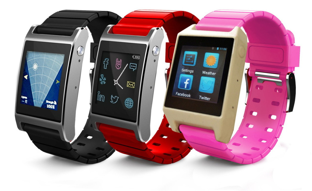 five things about smartwatch