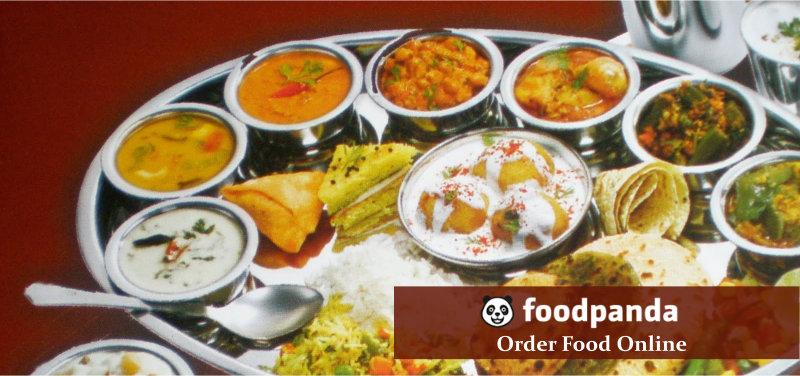foodpanda order food online