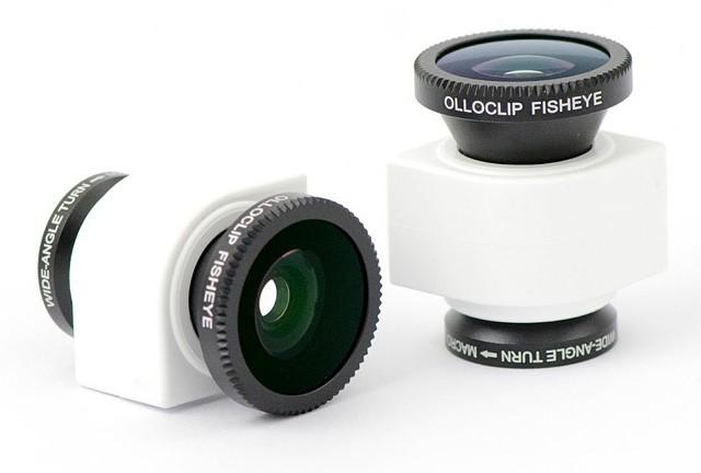 Olloclip iPhone Camera Lens - Mobile Phone Accessories