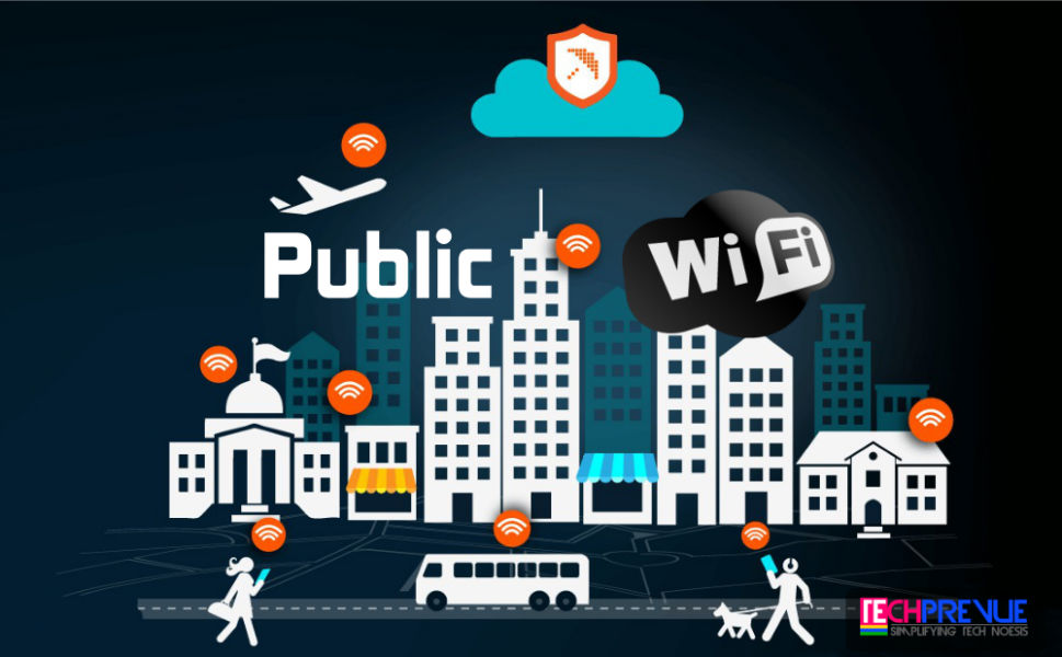 Secured or Unsecured Public Wi-Fi
