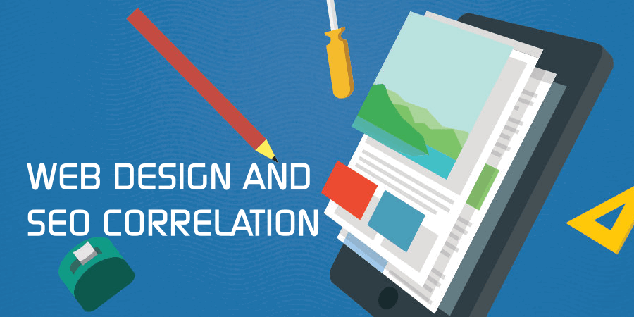 website design and seo correlation