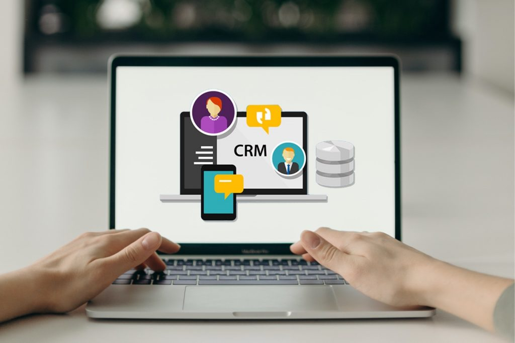 Why use a CRM system