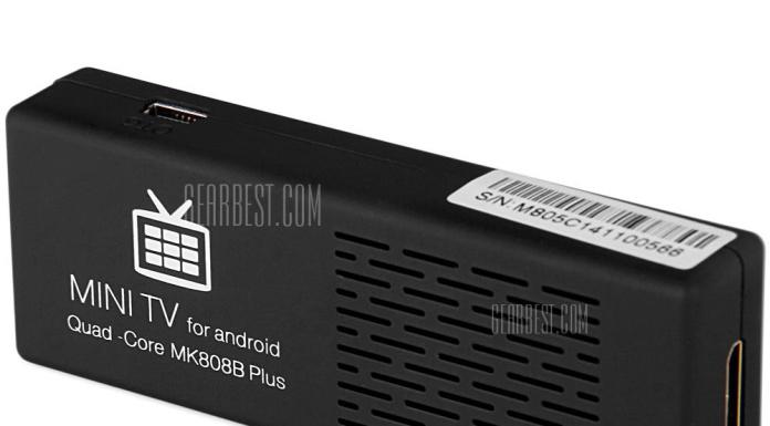 mini tv for android mk808 plus