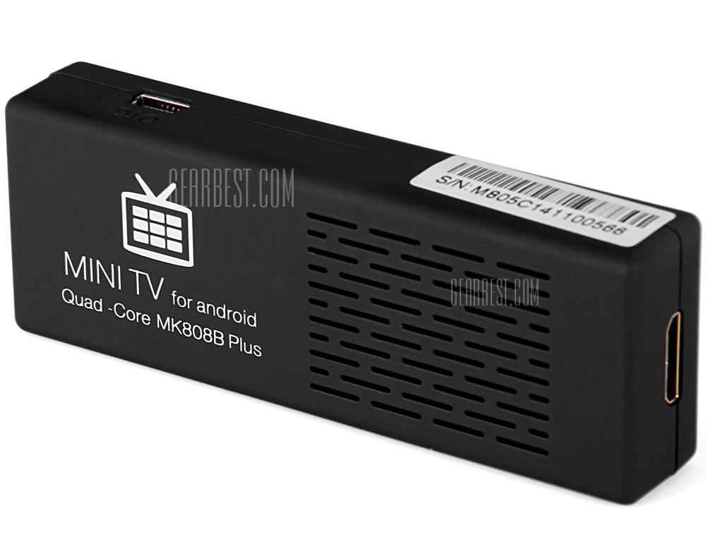 mini tv for android mk808 plus