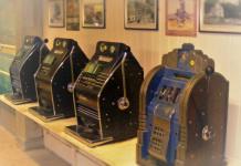Slot machines innovation