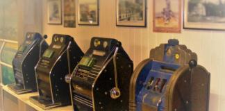 Casino slot machines innovation history