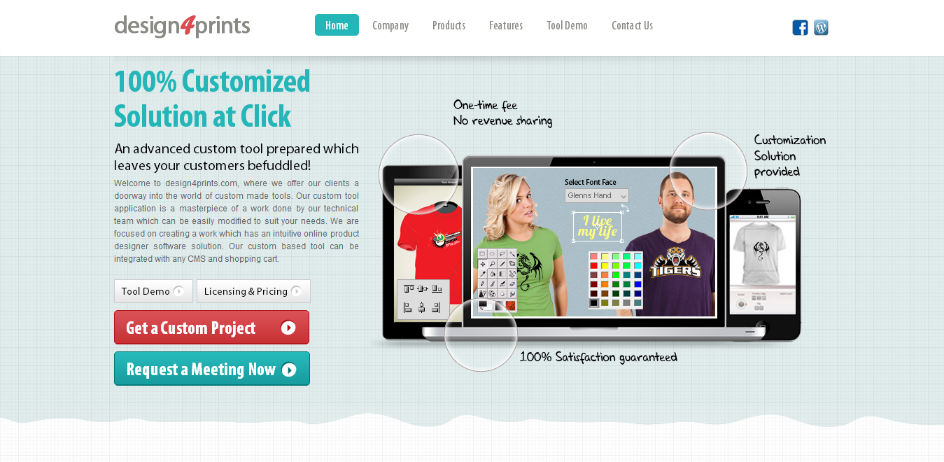 Best t shirt design software tool providers list of 10 for Top 10 product design companies