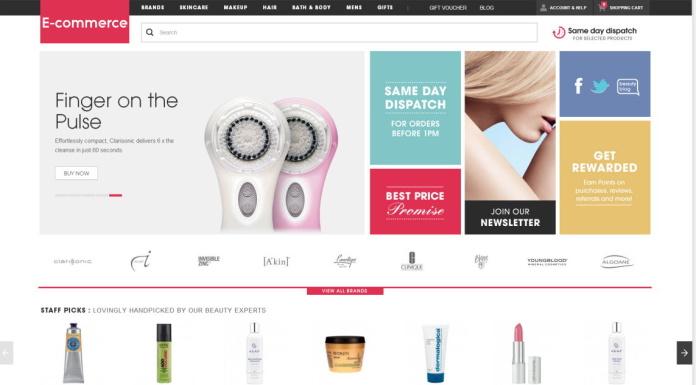 Critical for E-commerce