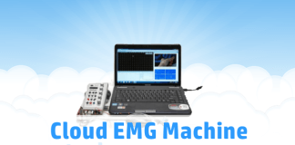 Cloud EMG Machine