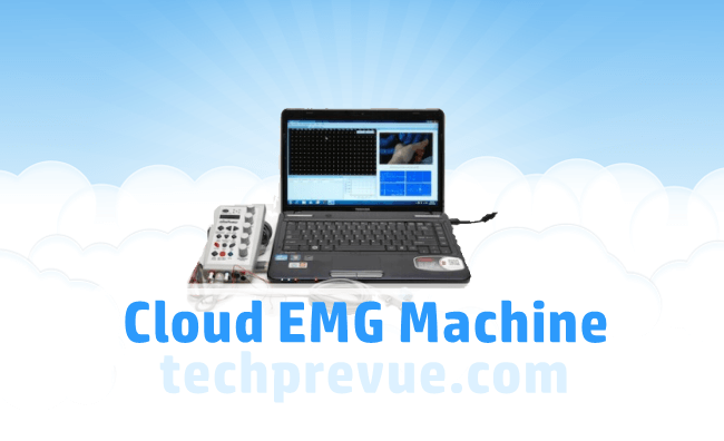 Cloud EMG Machine
