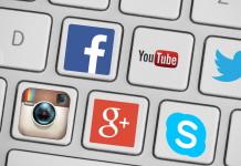 Business monitors social media