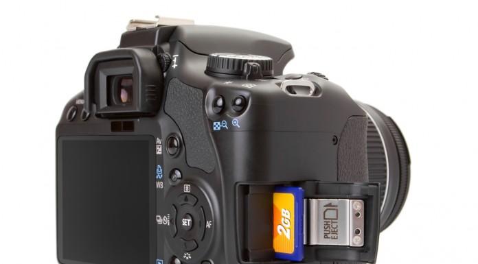 Loss of digital photographs