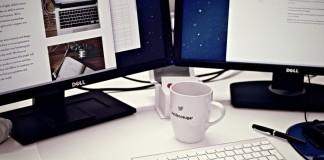Blogger uses VPN