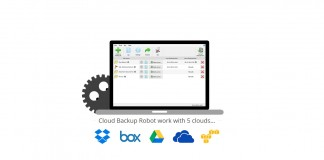 Cloud Backup Robot