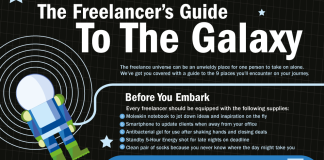 freelancers guide to the galaxy