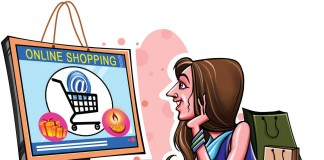 Online shopping future India