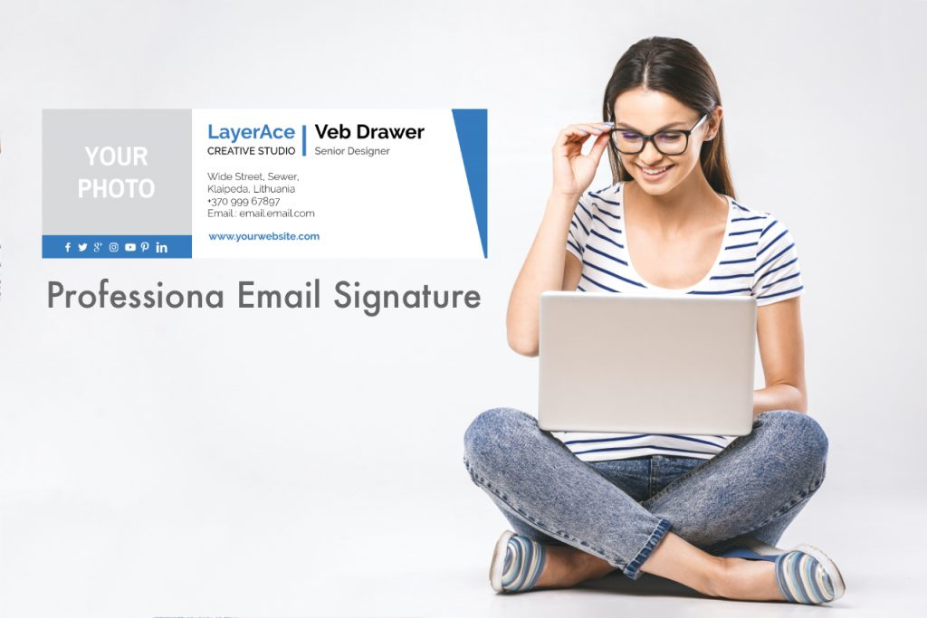 Tips to create a Professional email signature