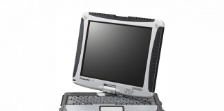 Panasonic Toughbook CF 19 Mark 5 Swivel