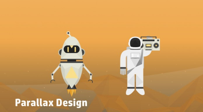 Parallax design nasaproject