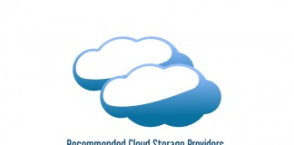 Recommended cloud storage providers