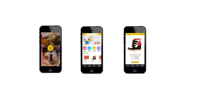 Ecommerce Shopping - The app way